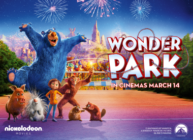 Wonder Park - Take a Ride on the Wild Side