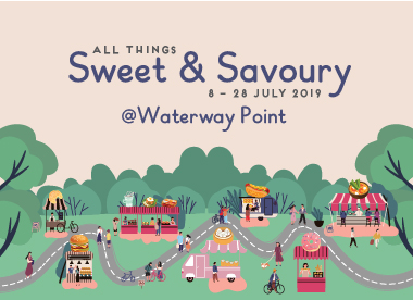 ALL THINGS SWEET & SAVOURY