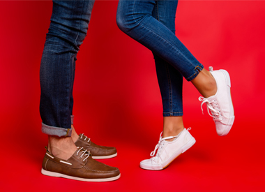 Sole Mate Goals: Must-Have Shoes For Him & Her