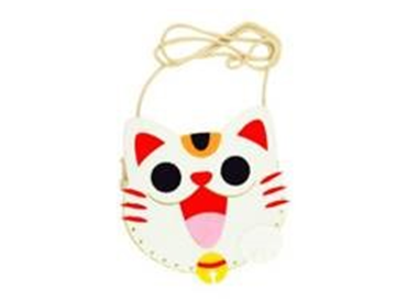 Fortune Cat Bag Workshop