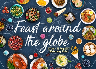 International Feast-ival at Waterway Point