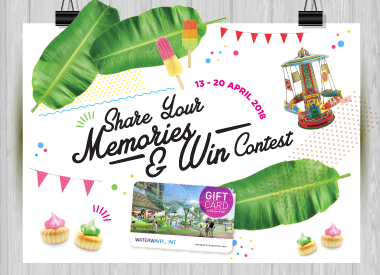 Share Your Memories & Win Facebook Contest