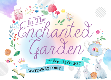Celebrate Mid-Autumn with Jade Bunny And Friends at Waterway Point