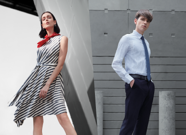 1-for-1 on Men's Shirts and Women's Dresses