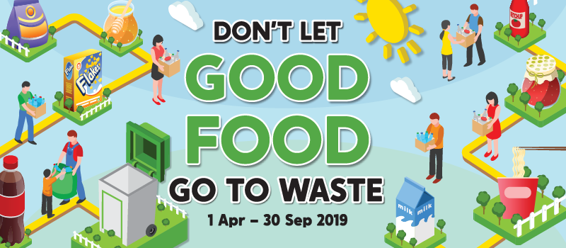 Don't Let Good Food Go To Waste