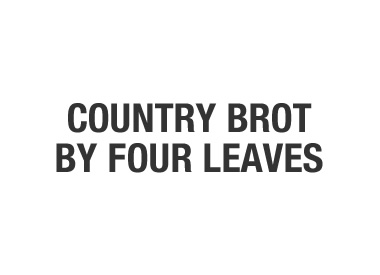 Country Brot by Four Leaves